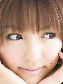 Очаровательная японка с волосатой писей